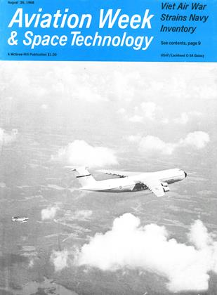 Cover for the August 26 1968 issue