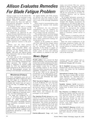 News Digest, Page: 24 - August 26, 1968 | Aviation Week