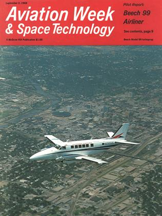 Cover for the September 2 1968 issue