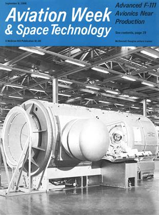 Cover for the September 9 1968 issue