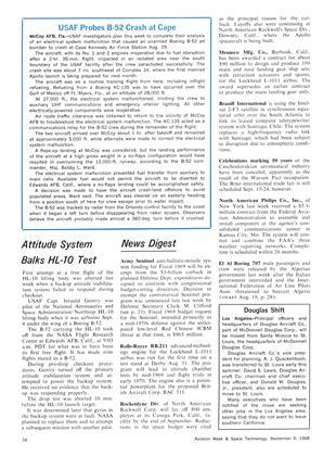 News Digest, Page: 34 - September 9, 1968 | Aviation Week
