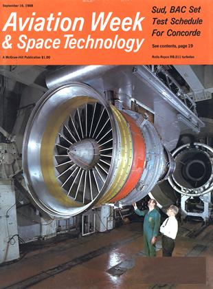 Cover for the September 16 1968 issue