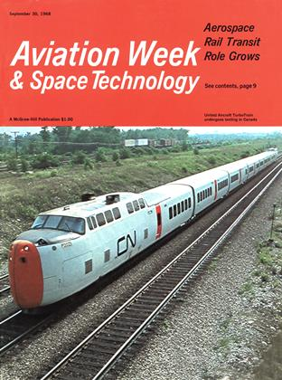 Cover for the September 30 1968 issue
