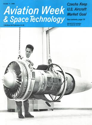 Cover for the October 7 1968 issue
