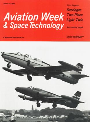 Cover for the October 14 1968 issue