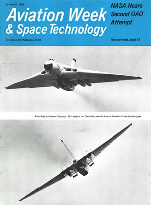 Cover for the October 21 1968 issue