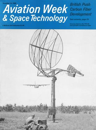 Cover for the November 18 1968 issue