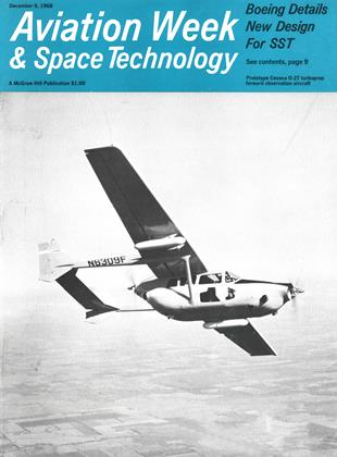 Cover for the December 9 1968 issue