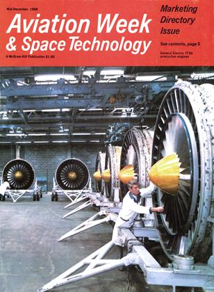Cover for the Mid-December 1968 issue