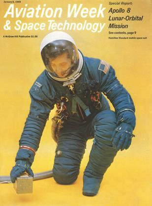 Cover for the January 6 1969 issue