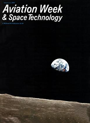 Cover for the January 13 1969 issue