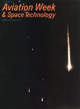 Cover for the January 20 1969 issue