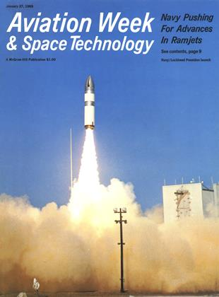 Cover for the January 27 1969 issue