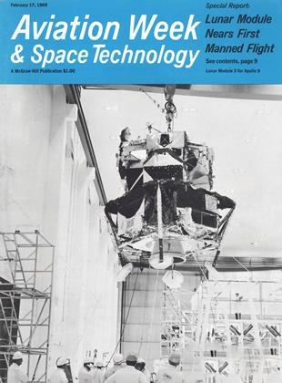 Cover for the February 17 1969 issue