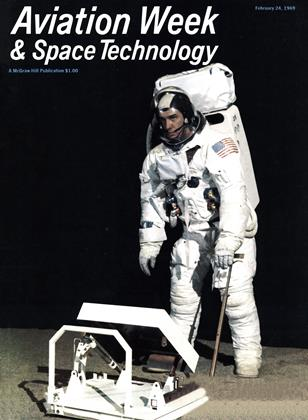 Cover for the February 24 1969 issue