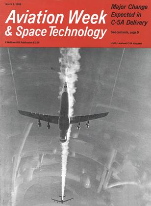 Cover for the March 3 1969 issue