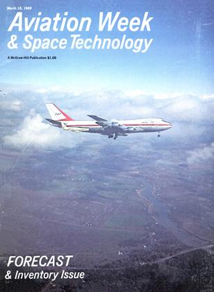 Cover for the March 10 1969 issue
