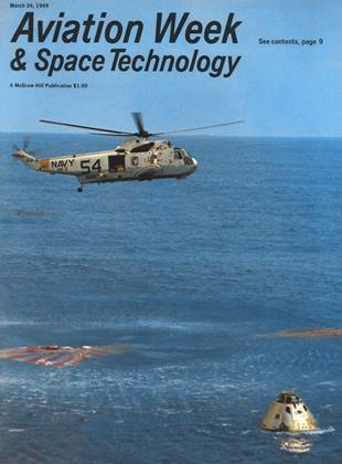 Cover for the March 24 1969 issue