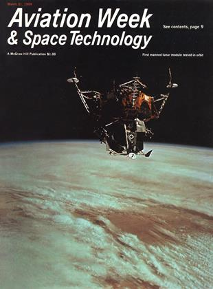 Cover for the March 31 1969 issue