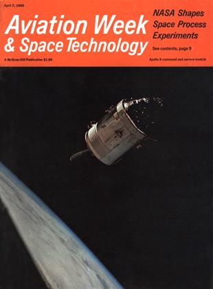 Cover for the April 7 1969 issue
