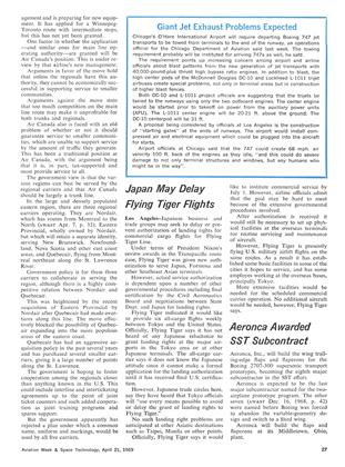 Giant Jet Exhaust Problems Expected, Page: 27 - April 21, 1969 | Aviation Week