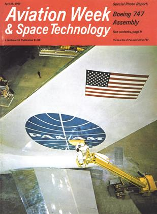 Cover for the April 28 1969 issue