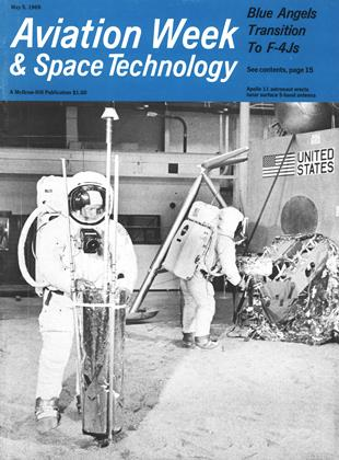 Cover for the May 5 1969 issue