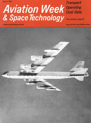 Cover for the May 12 1969 issue