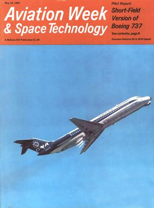 Cover for the May 19 1969 issue