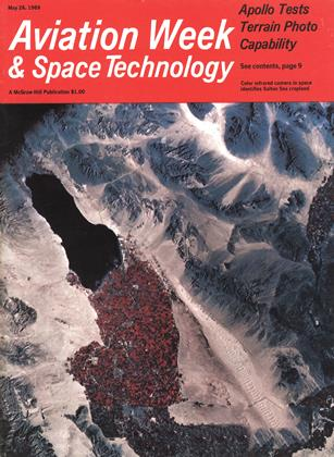 Cover for the May 26 1969 issue