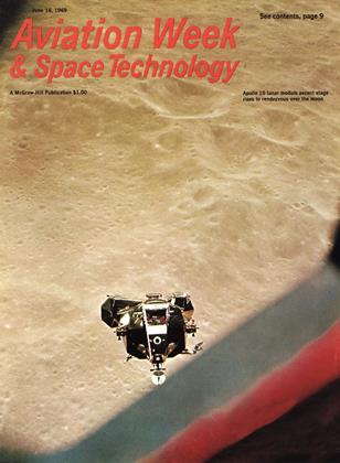 Cover for the June 16 1969 issue