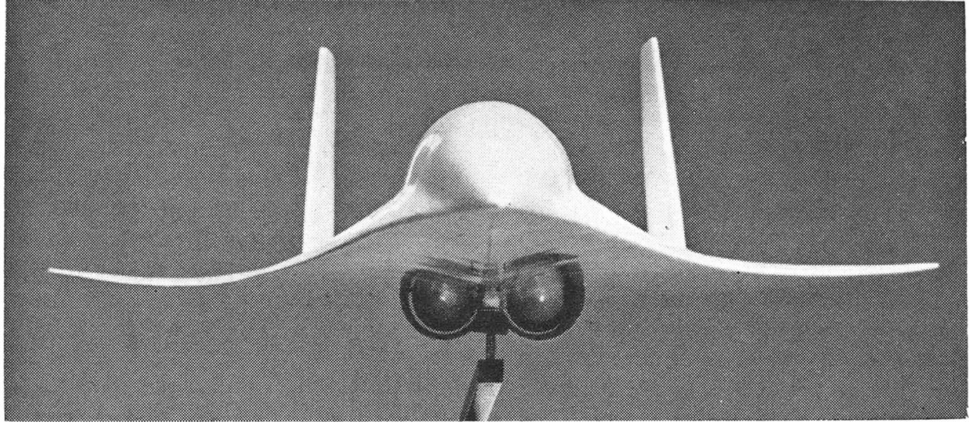 United Aircraft Studying Ramjet Engines, Page: 75 - June 16, 1969 | Aviation Week