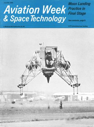 Cover for the June 30 1969 issue