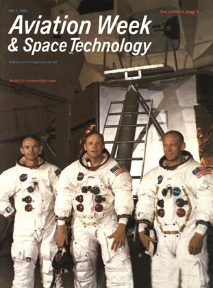 Cover for the July 7 1969 issue