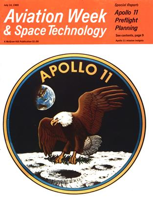 Cover for the July 14 1969 issue