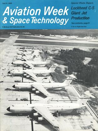 Cover for the July 21 1969 issue