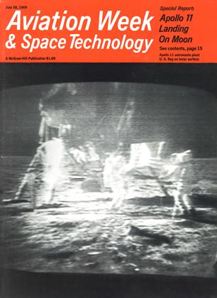 Cover for the July 28 1969 issue