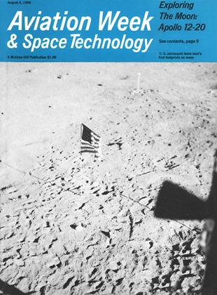 Cover for the August 4 1969 issue