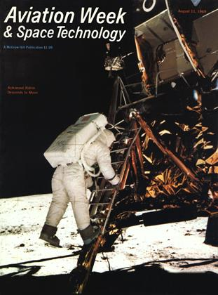 Cover for the August 11 1969 issue