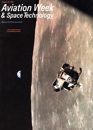Cover for the August 18 1969 issue