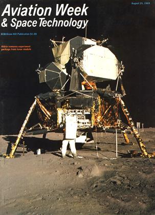 Cover for the August 25 1969 issue