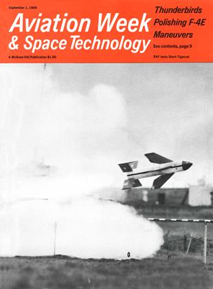 Cover for the September 1 1969 issue
