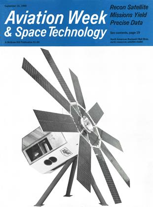 Cover for the September 15 1969 issue