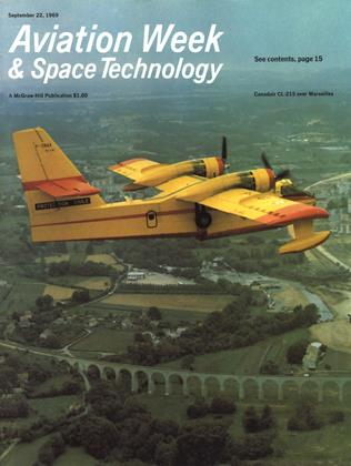 Cover for the September 22 1969 issue