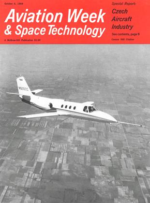 Cover for the October 6 1969 issue