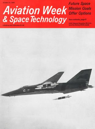 Cover for the October 13 1969 issue