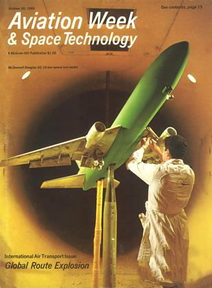 Cover for the October 20 1969 issue