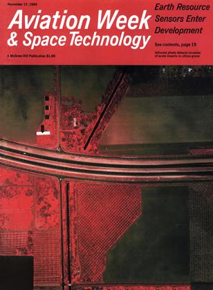 Cover for the November 17 1969 issue