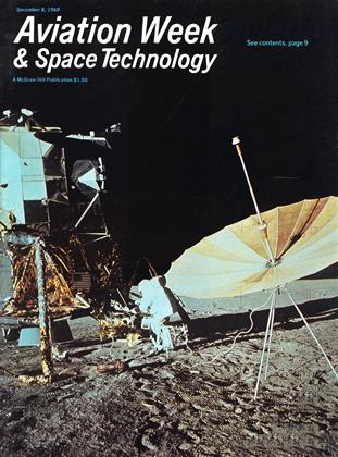 Cover for the December 8 1969 issue