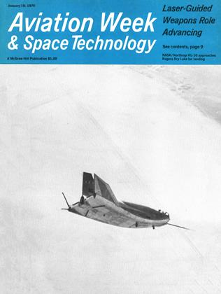 Cover for the January 19 1970 issue